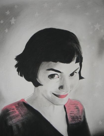 Audrey Tautou par johnsy